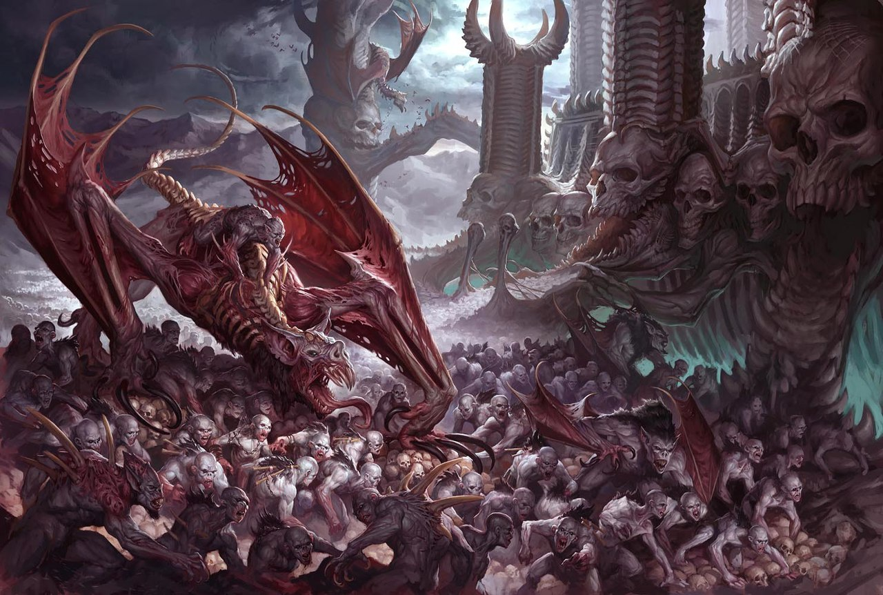 age-of-sigmar-artwork-flesheaters-courts-horde