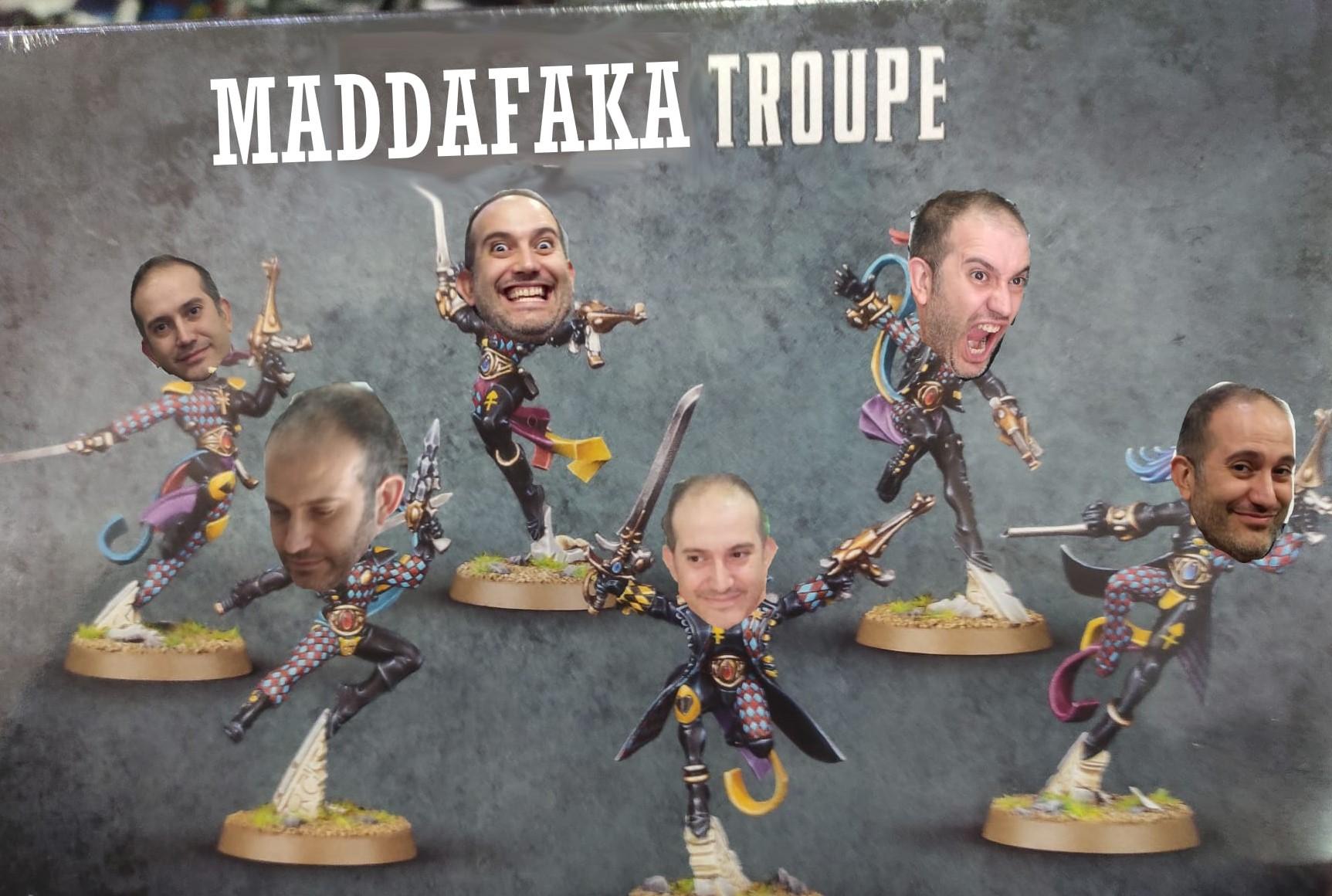 madafaka team